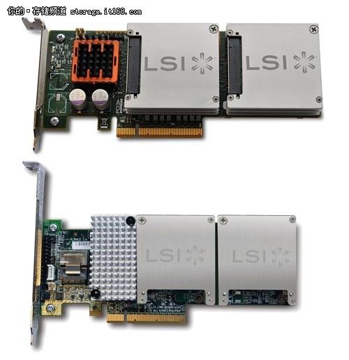 PCIe+SSD的新兴缓存加速逐渐火热