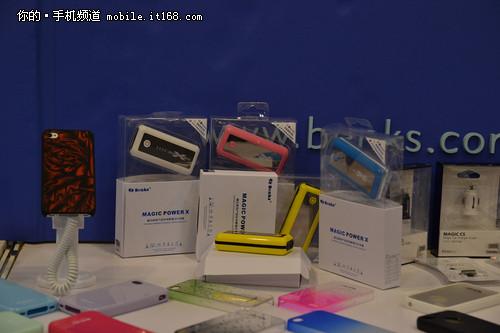 2012香港环球资源展:邦克仕手机壳登场
