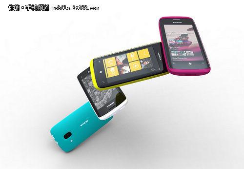 酷似概念设计 双核诺基亚Lumia新机曝光