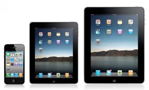 传iPad Mini将投产 富士康和硕拿下订单