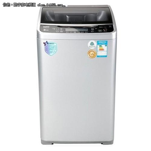 五一促销 三洋DB6035BXS洗衣机仅2398元