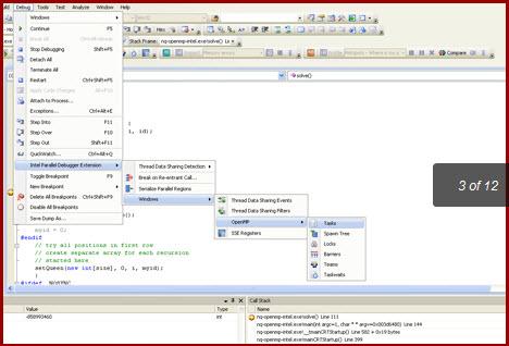 多核开发的10款编程工具