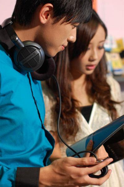 拜亚动力DTX910头戴式耳机 亚马逊765元