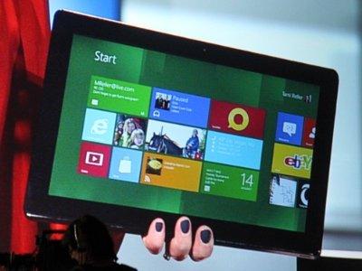 关于微软Win8平板 你必须知道的八件事
