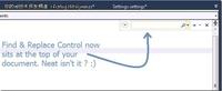 探寻VS 2011在查找和替换功能上的增强