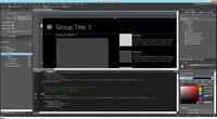 Visual Studio 11 RTMȫ�º�ɫ���ⱳ��