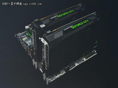 暴强双核心 NVIDIA上海NGF发GTX690显卡