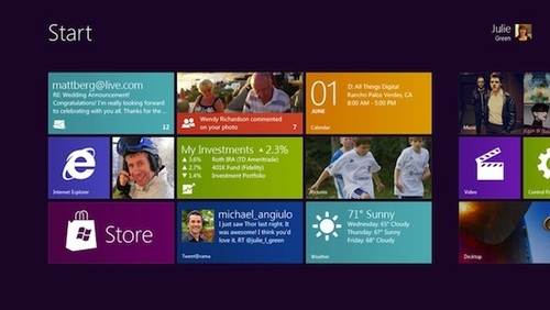 消息称PC供应商面临来自Windows8的挑战