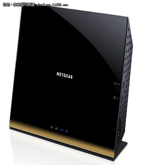 网件Netgear将推世界首款千兆无线路由
