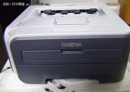 兄弟HL2140激光打印机硒鼓加粉清零解析