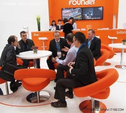 方正参展drupa2012,角逐国际市场