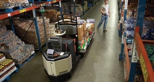 仓库自动化 无人拣货车正向我们驶来?
