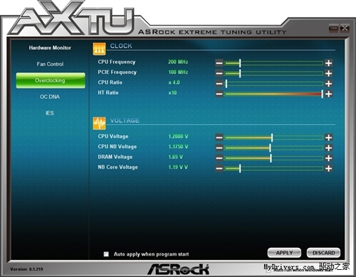 华擎z170主板超频设置图解