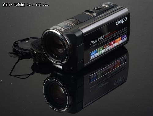 带广角镜 德浦HDV-S800高清摄像机评测