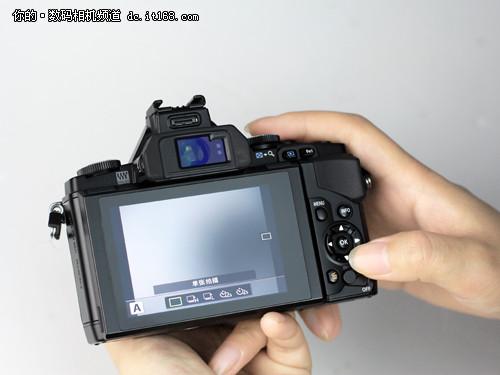 小巧便携专业 奥林巴斯E-M5画质评测