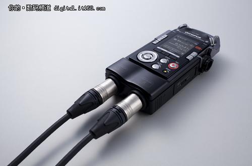八音轨录制 奥林巴斯录音笔LS-100上市