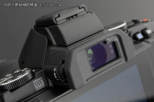 E-M5电子取景效果很好