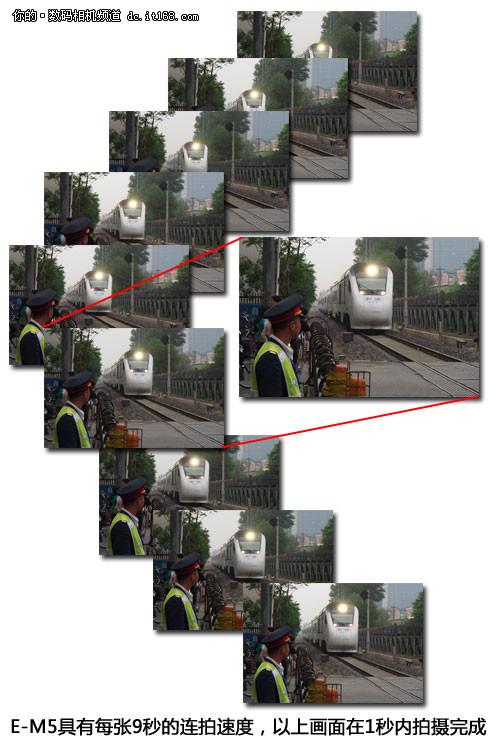 E-M5高速对焦、连拍实测