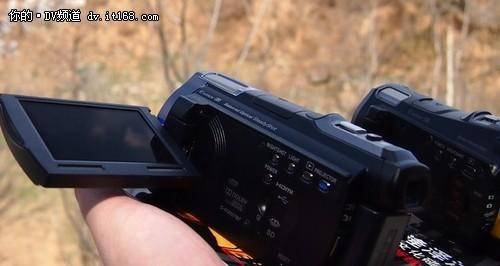索尼PJ760E防抖实测效果明显