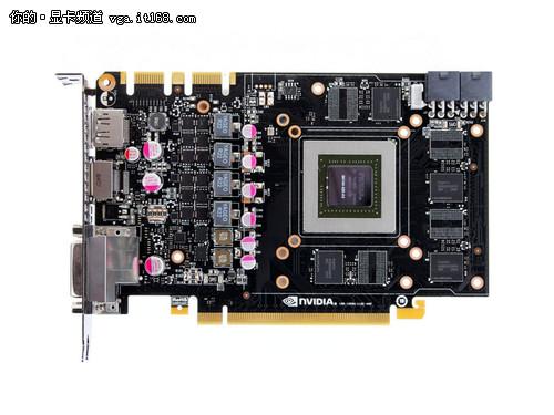 NVIDIA GTX670外观解析