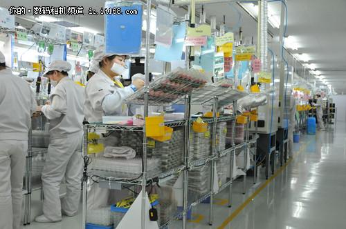 尼康无锡工厂参观——更多生产过程照片