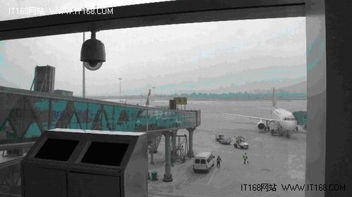 索尼应用案例----昌北国际机场