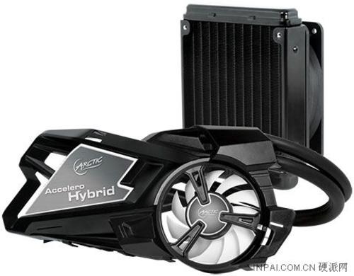瑞士AC推出新旗舰显卡散热器