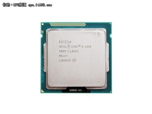 Intel 酷睿 i5-3450评测总结