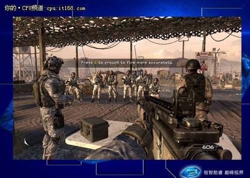 第三代Intel酷睿处理器体验之游戏篇