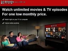 苹果在线电影服务遇瓶颈 市场份额跌50%