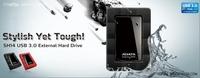 威刚 SH14 USB 3.0时尚防震移动硬盘