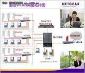 NETGEAR助浦东假日酒店建智能无线网络