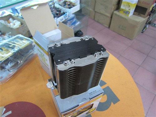 两种平台都能用 几度双冠龙VE941散热器