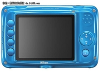 家用炫彩相机 尼康S30套装暑促售720元