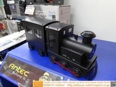 可选改造部件 联力火车头机箱9月上市