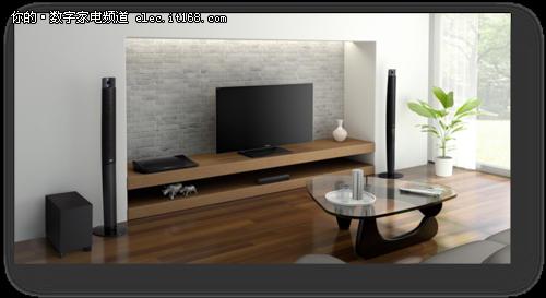 精湛画质 索尼三款蓝光3D家庭影院上市