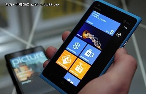 诺基亚CEO谈为何选择WP7而不选Android