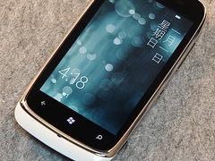 1500元价位WP7.5 诺基亚Lumia610评测