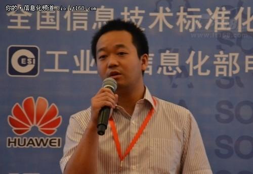 马国耀:软硬兼施助力智慧医疗共享