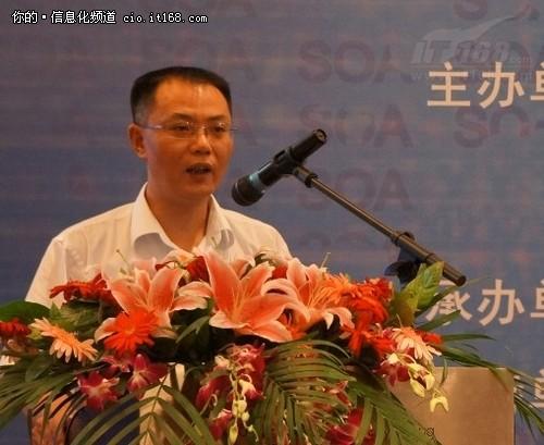 王云飚:SOA支撑智慧扬州建设