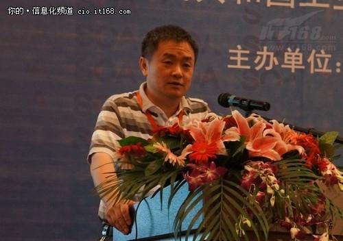 中国科学院院士梅宏:SOA与智慧城市