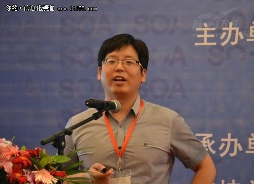 李方平:SOA在智慧城市市民服务中应用