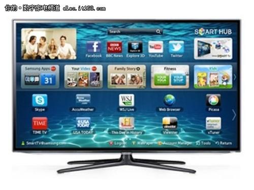 55英寸智能3D电视 三星UA55ES6100J特价