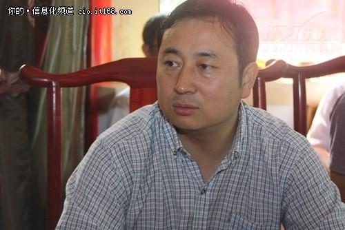 韩志伟:私有云是云计算先走的第一步