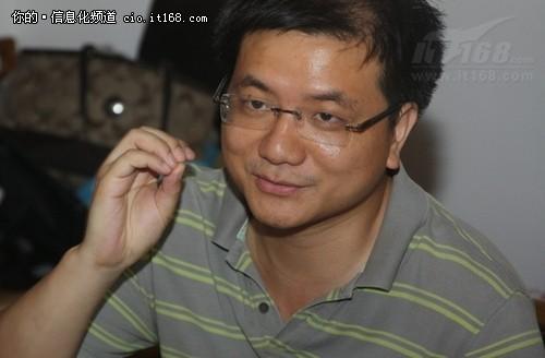 唐志刚:云计算对于稳定性要求很高