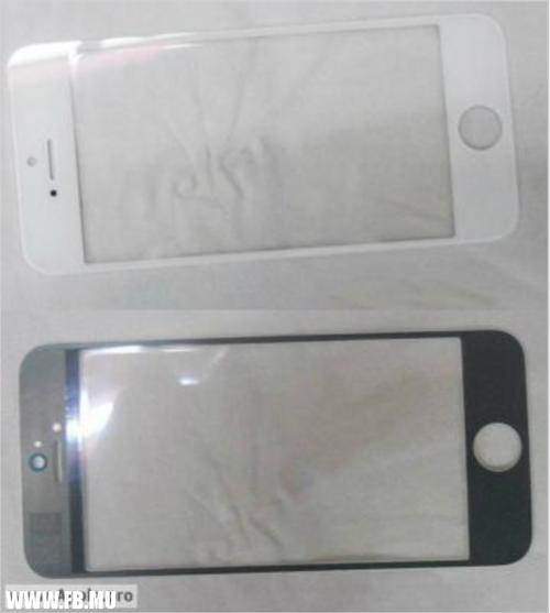 iPhone5谍照继续曝光 前置摄像头大变
