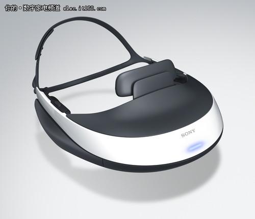 躺着也能看3D 影音娱乐进入头戴式时代