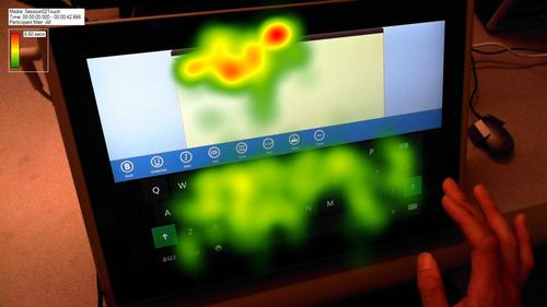 微软Windows 8触控虚拟键盘诞生历程