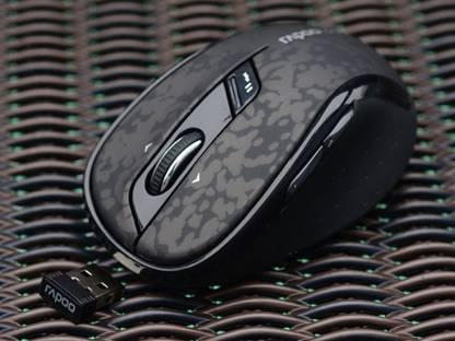 超值5G无线鼠标 雷柏7100P成就完美经典