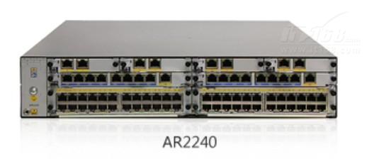 华为AR2240企业路由器